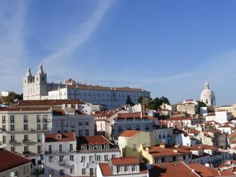 Blick über die Altstadt von Lissabon, Foto: E. Dieckmann