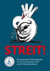 """""""Streit!"""" lautete das Motto der diesjährigen FriedensDekade, Foto: agdf"""