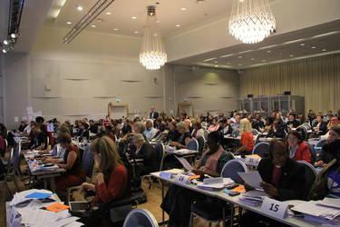 Der Zentralausschuss des ÖRK bei seiner Tagung in Trondheim, Foto: ÖRK