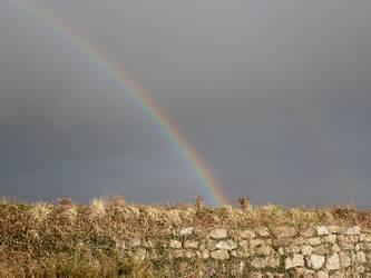Foto Regenbogen
