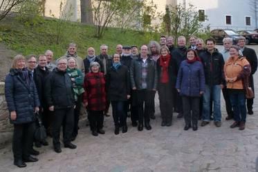 Die Teilnehmer der Tagung in Meißen, Foto: ACK