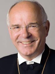 Landesbischof Prof. Dr. Friedrich Weber, ehemaliger Vorsitzender der ACK Deutschland.