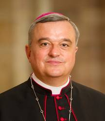 Bischof Dr. Karl-Heinz Wiesemann, Vorsitzender der ACK in Deutschland, ermutigt zu ökumenischen Feiern zum Reformationsjubiläum 2017, Foto: Bistum Speyer