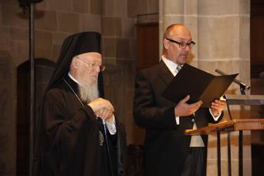 Ehrenpromotion Bartholomaios