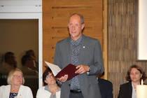 Superintendent Ingo Hunaeus