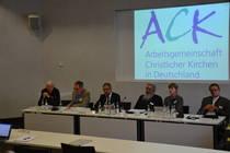 Der neue Vorstand der ACK bei seiner ersten Mitgliederversammlung
