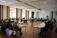 Die Mitgliederversammlung der ACK traf sich im Gästehaus der Barmherzigen Brüder in Trier, Foto: ACK