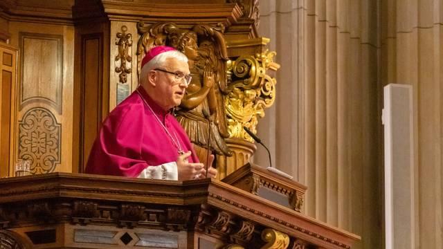 Erzbischof Dr. Heiner Koch. Foto: J. Rogge.