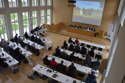 Foto Plenum Mitgliederversammlung