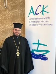Erzpriester Dimitrios Katsanos ist neuer Vorsitzender der ACK in Baden-Württemberg