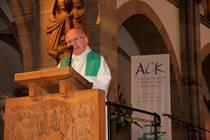 Bischof Marc Stenger predigte.