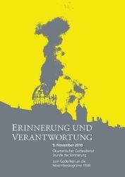 Cover Erinnerung und Verantwortung, Foto: ACK BW