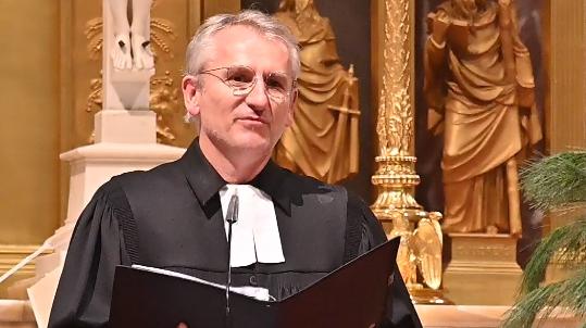 Domprediger Thomas C. Müller. Foto: Berliner Dom.