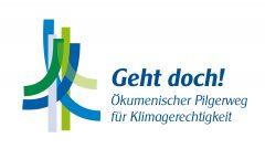 Logo des Klimapilgerwegs